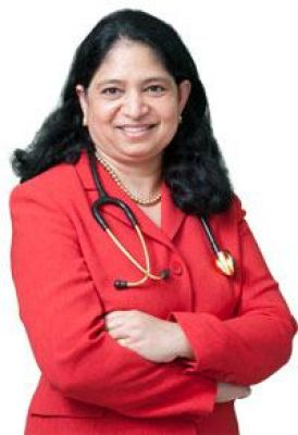 Photo of Kala Seetharaman